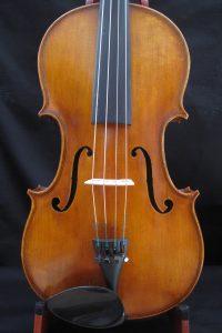 Viola 40,5 см длина тела французской копия с списком свершившихся парами Рене Кан нет. 27, 1932 Mirecourte