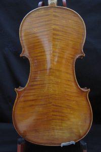 Viola 40,5 cm Korpuslänge Französische Kopie mit dem Zettel Fait par Rene Cune Nr. 27, Mirecourte 1932
