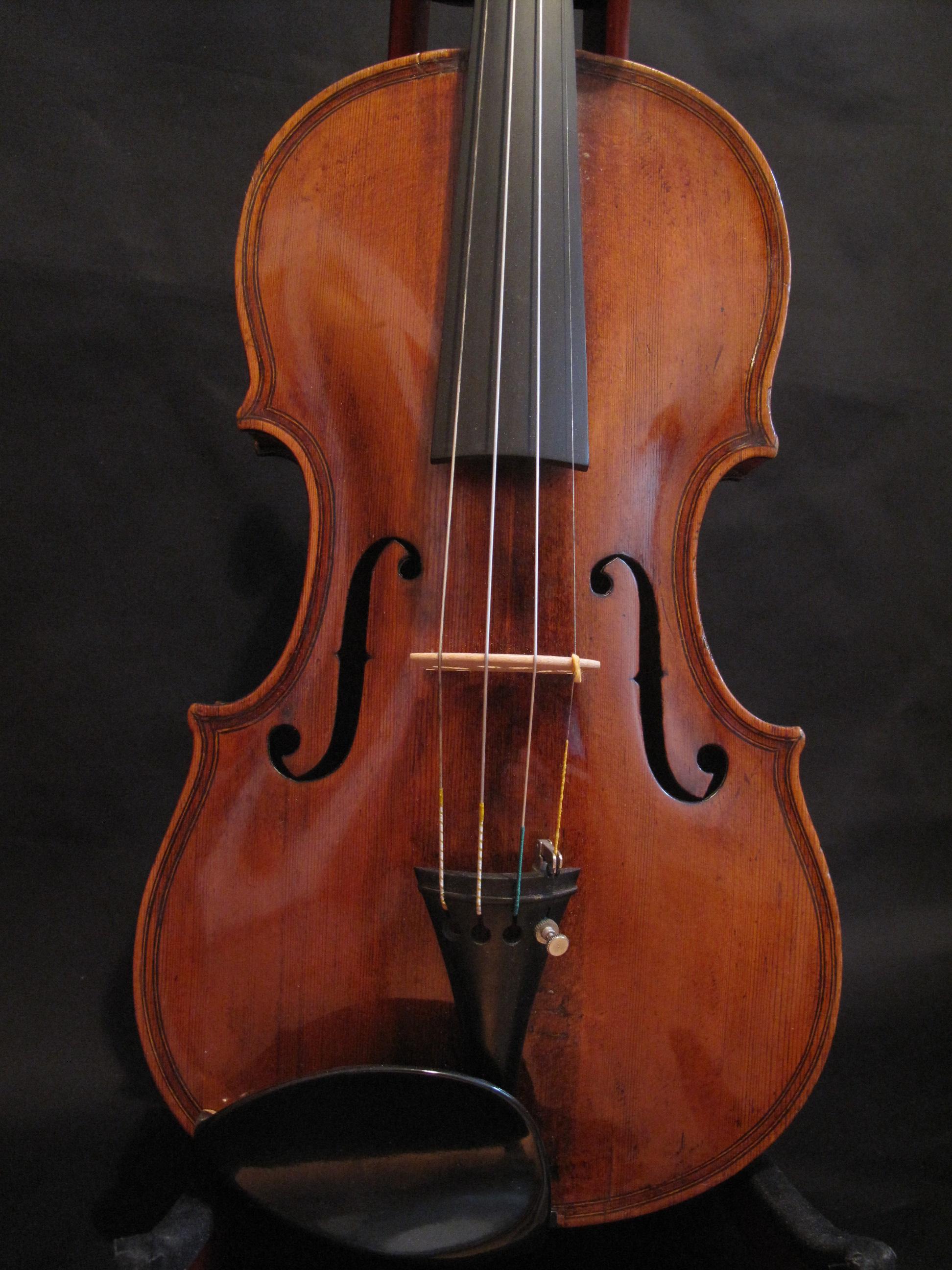 Old Instruments | Violin maker Thomas Gläsel