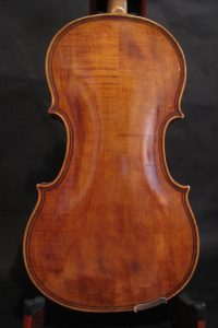 Alte Violine, gebaut nach Maggini